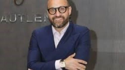 Sandro Reginelli, CEO Hautlence